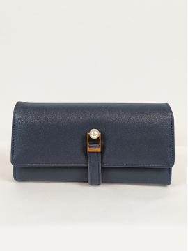 Πορτοφόλι με διακοσμητική πέρλα